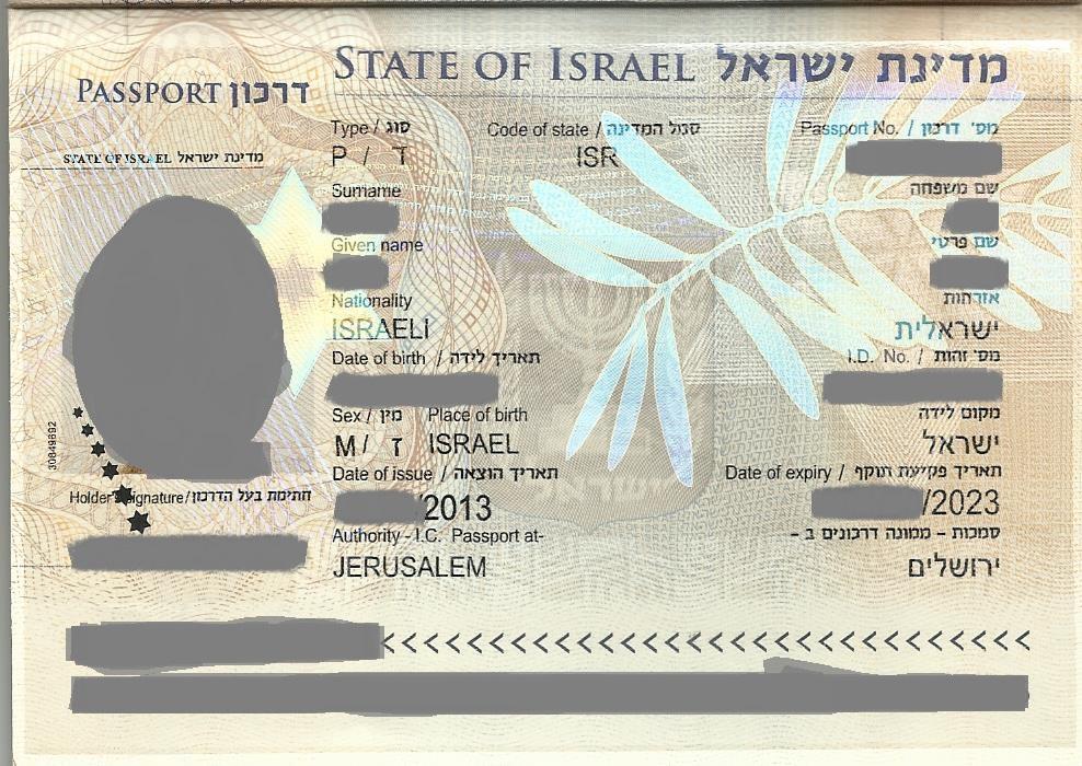 Passport Photo Size Using Paint