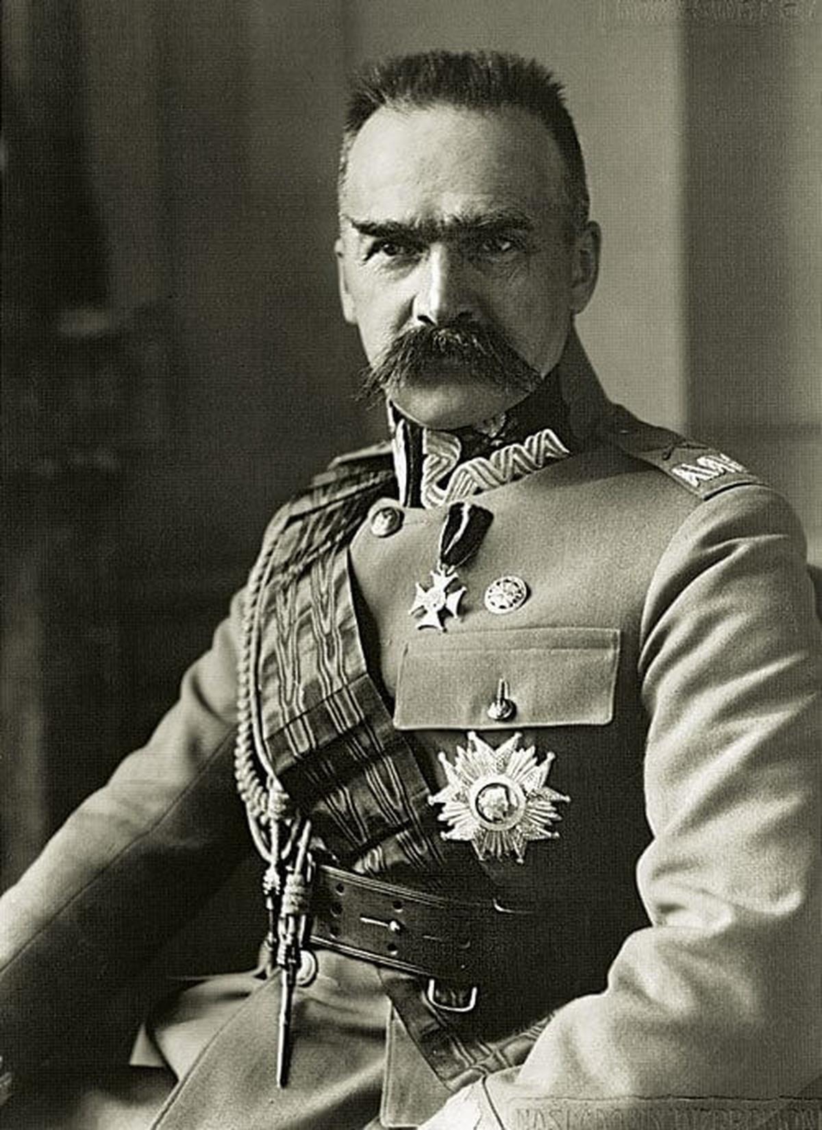 Józef Piłsudski - Wikipedia
