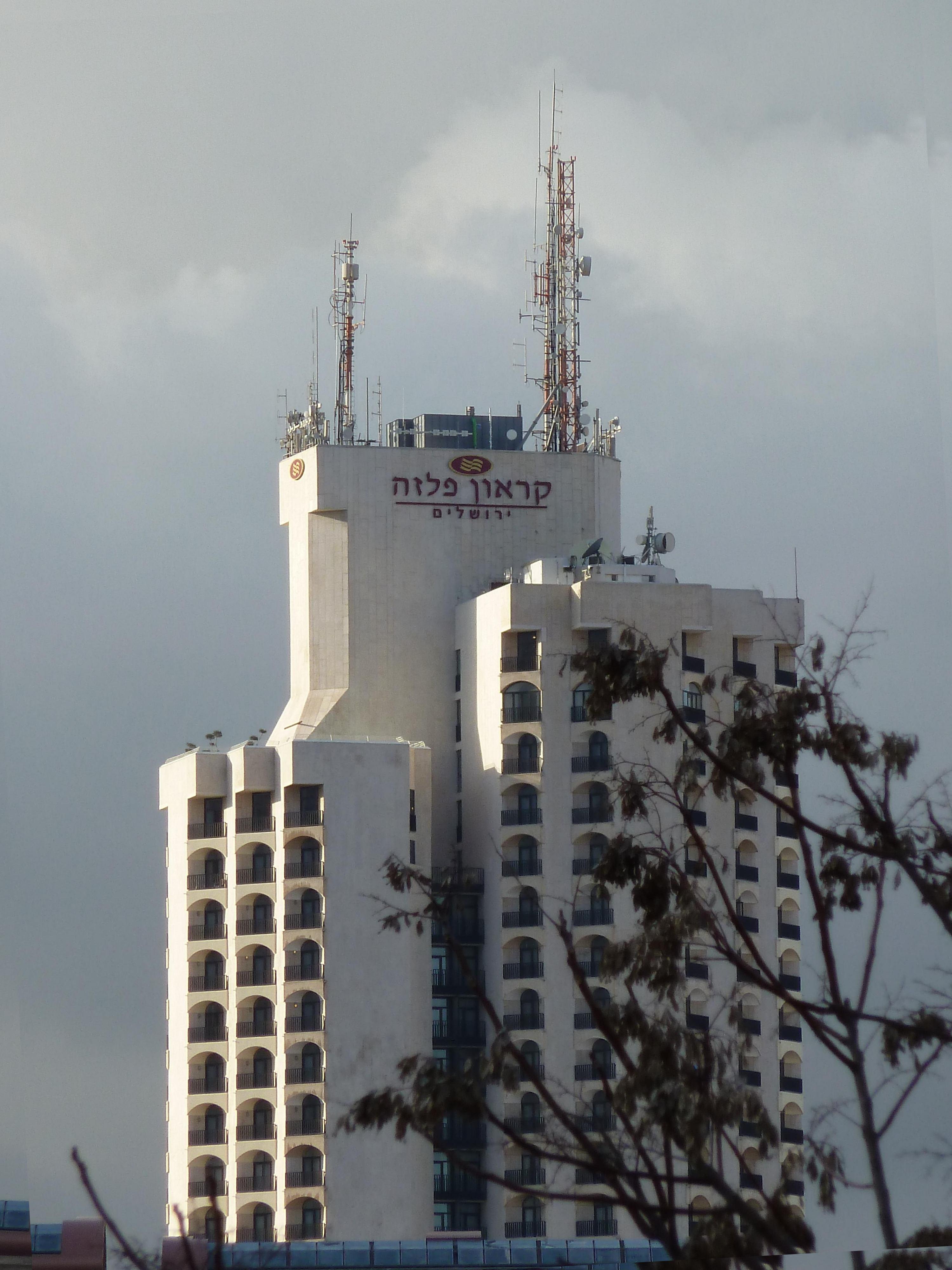 The Plaza Hotel Jerusalem