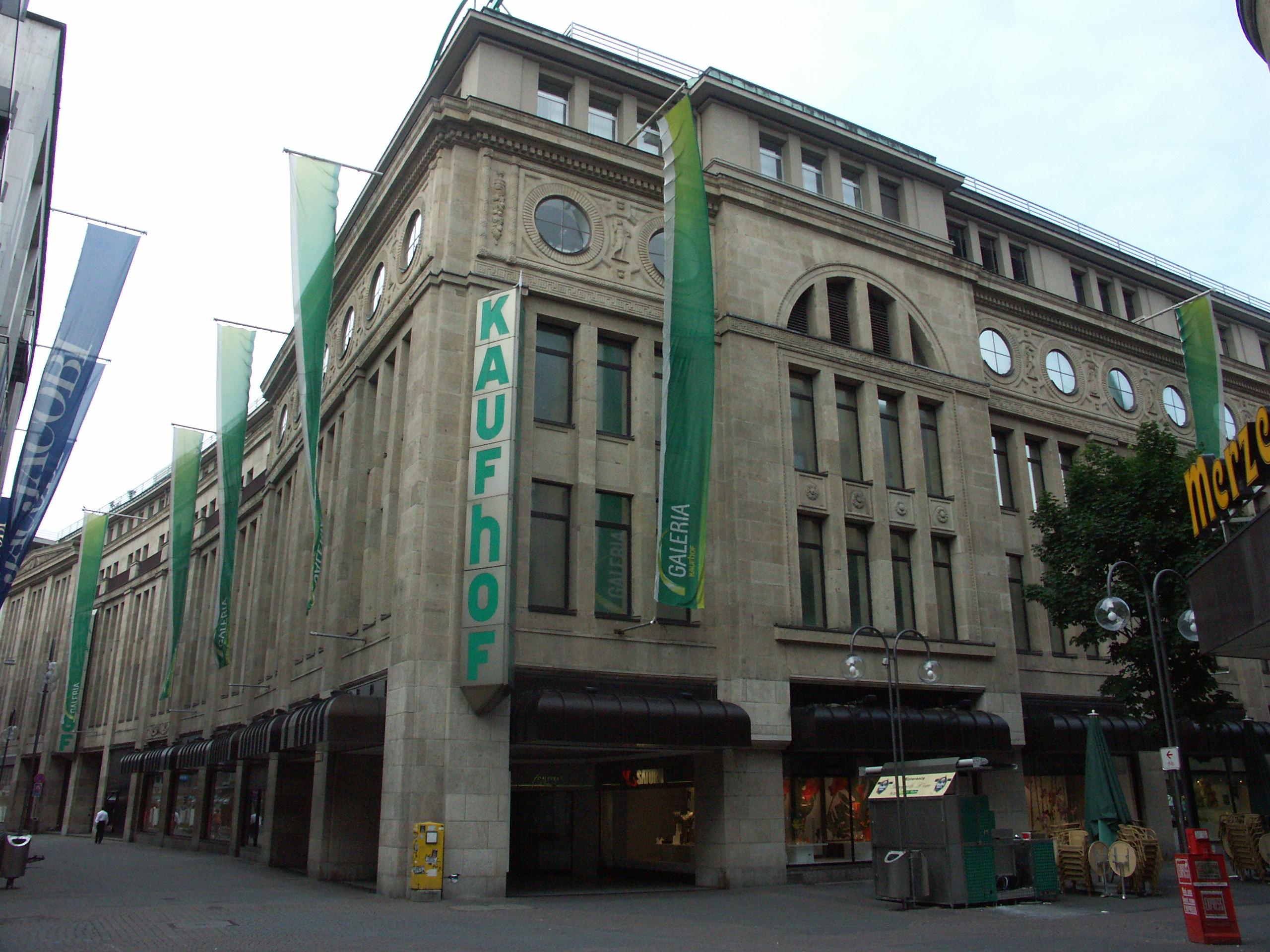 Kaufhof Hohe Straße