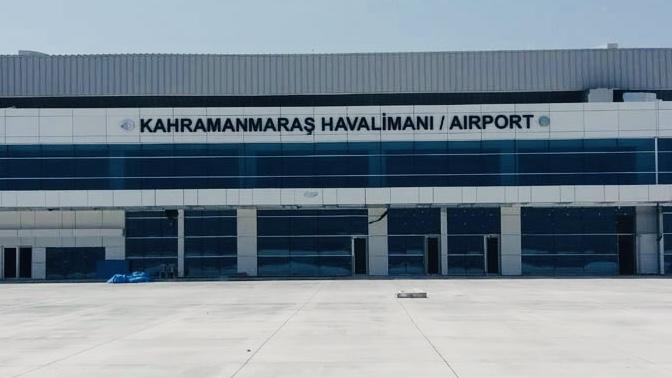 Kahramanmaraş Havalimanı araç kiralama