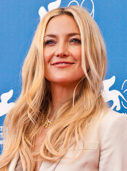 Kate Hudson in 2012 tijdens Venice International Film Festival.