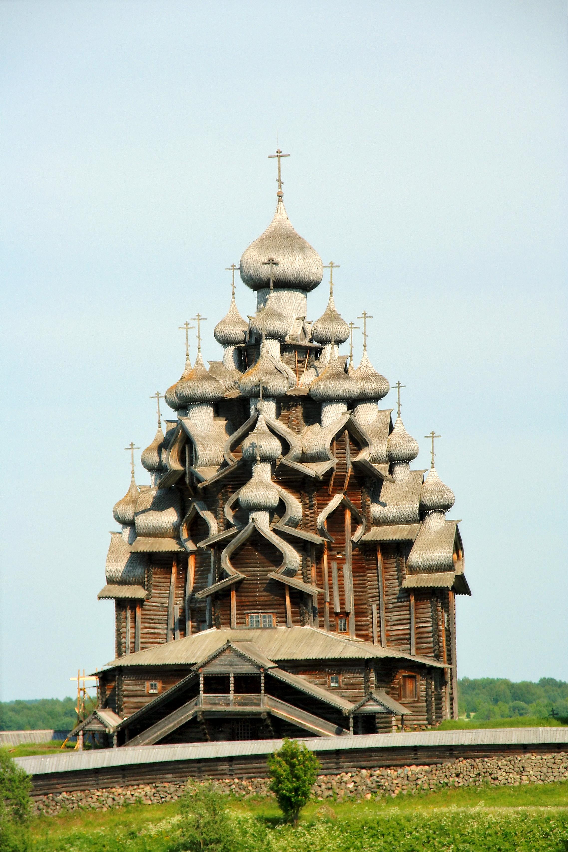 Доклад на тему преображенская церковь 8839