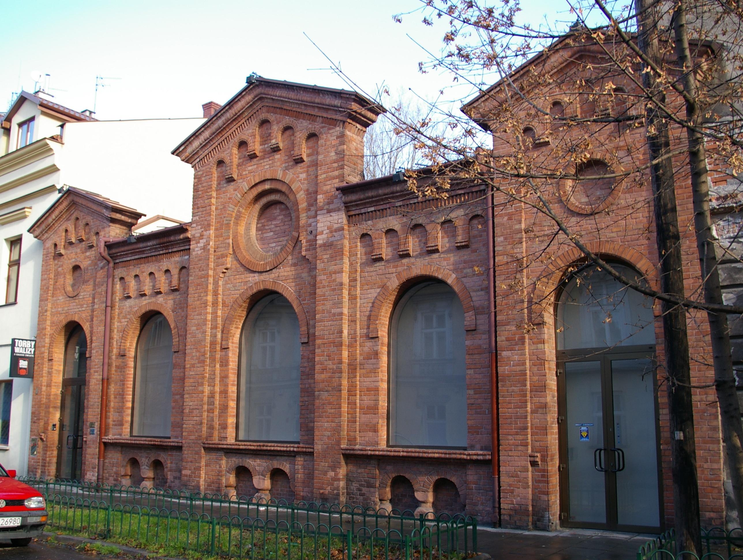 Synagoga Zuckera w Krakowie
