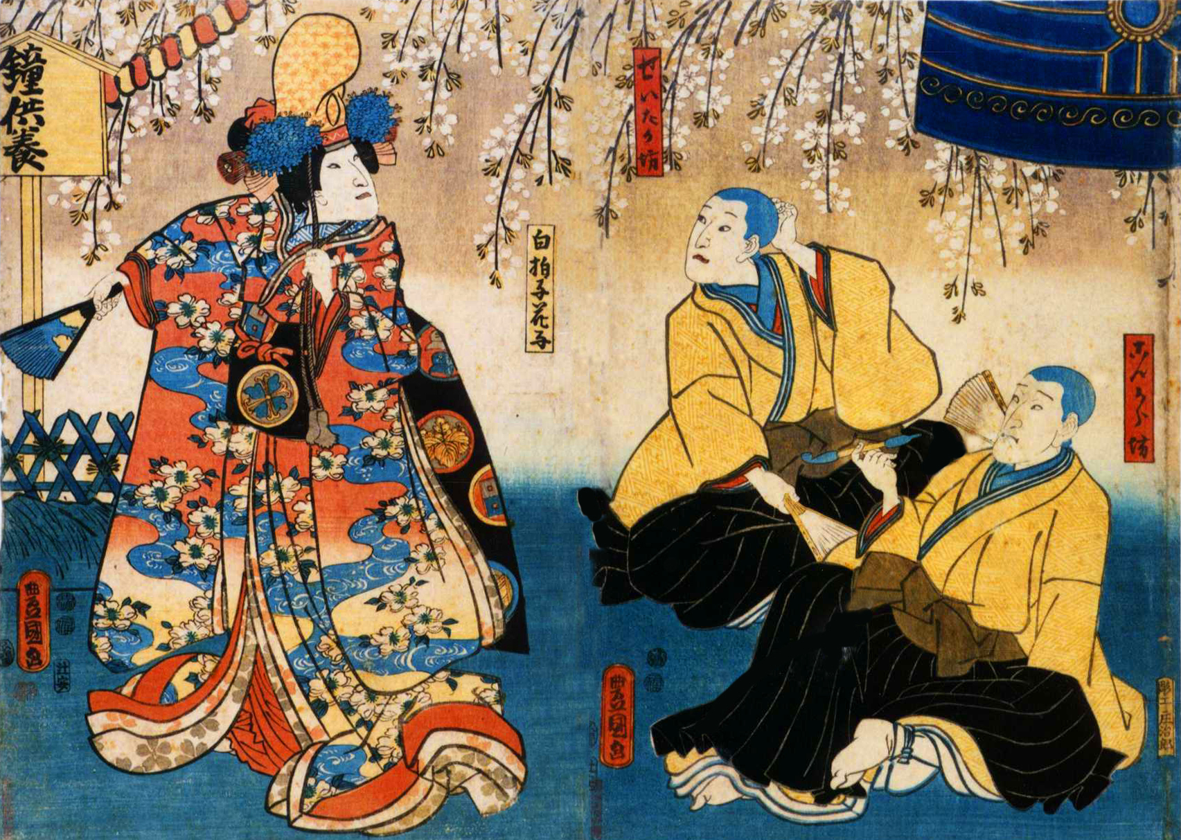 Overview of Japanese Kabuki Theater&nbspResearch Paper