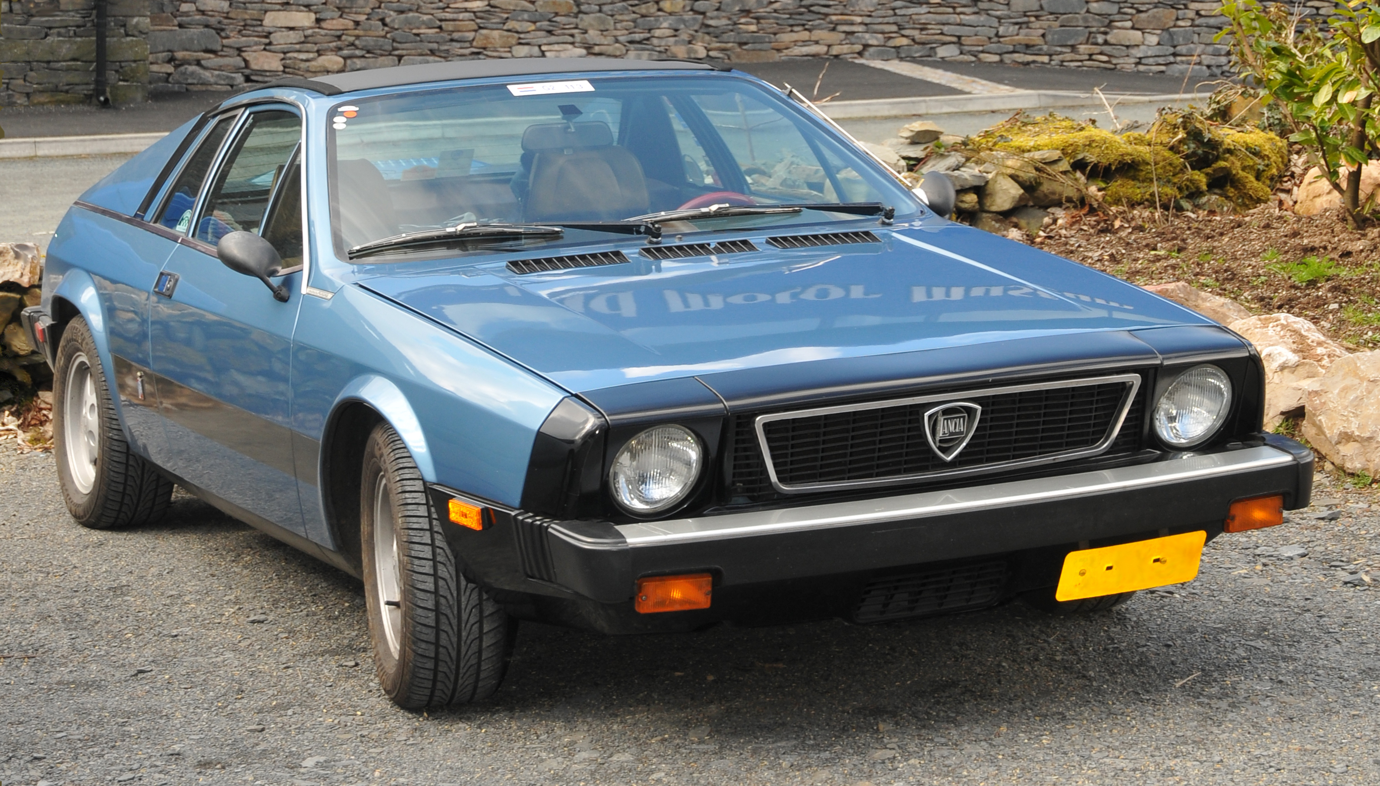 1977 Lancia Scorpion Related Infomation Specifications