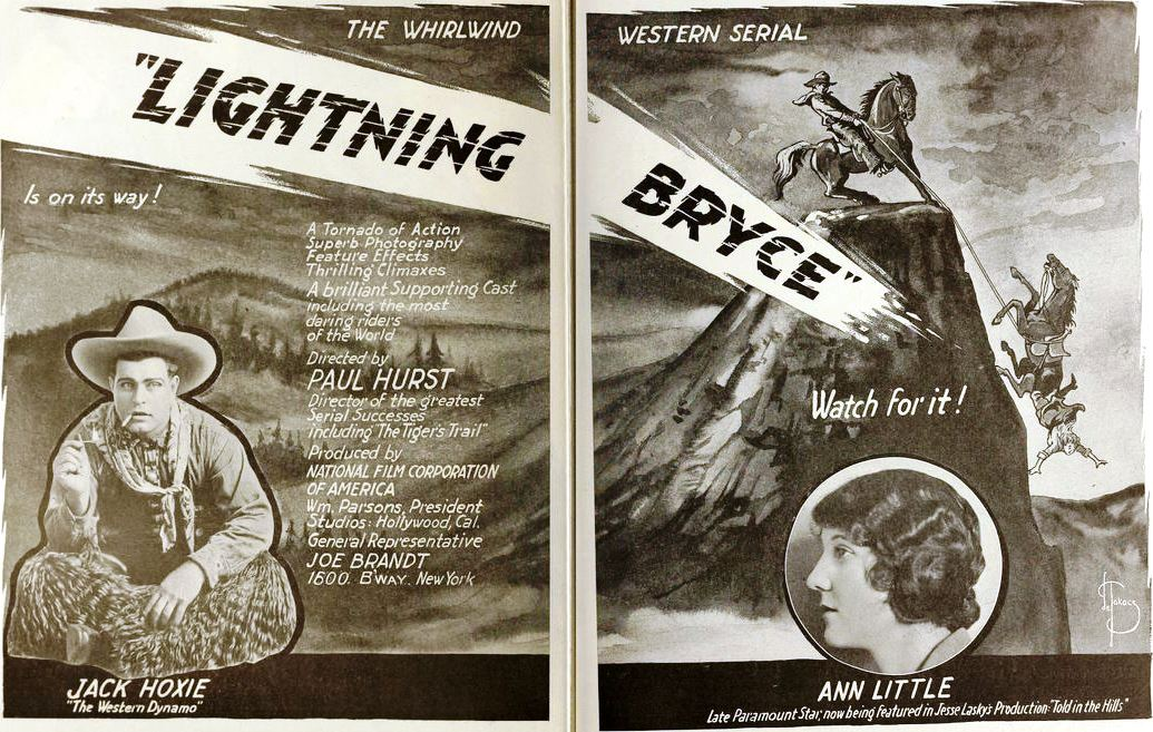 Image result for Lightning Bryce (1919)