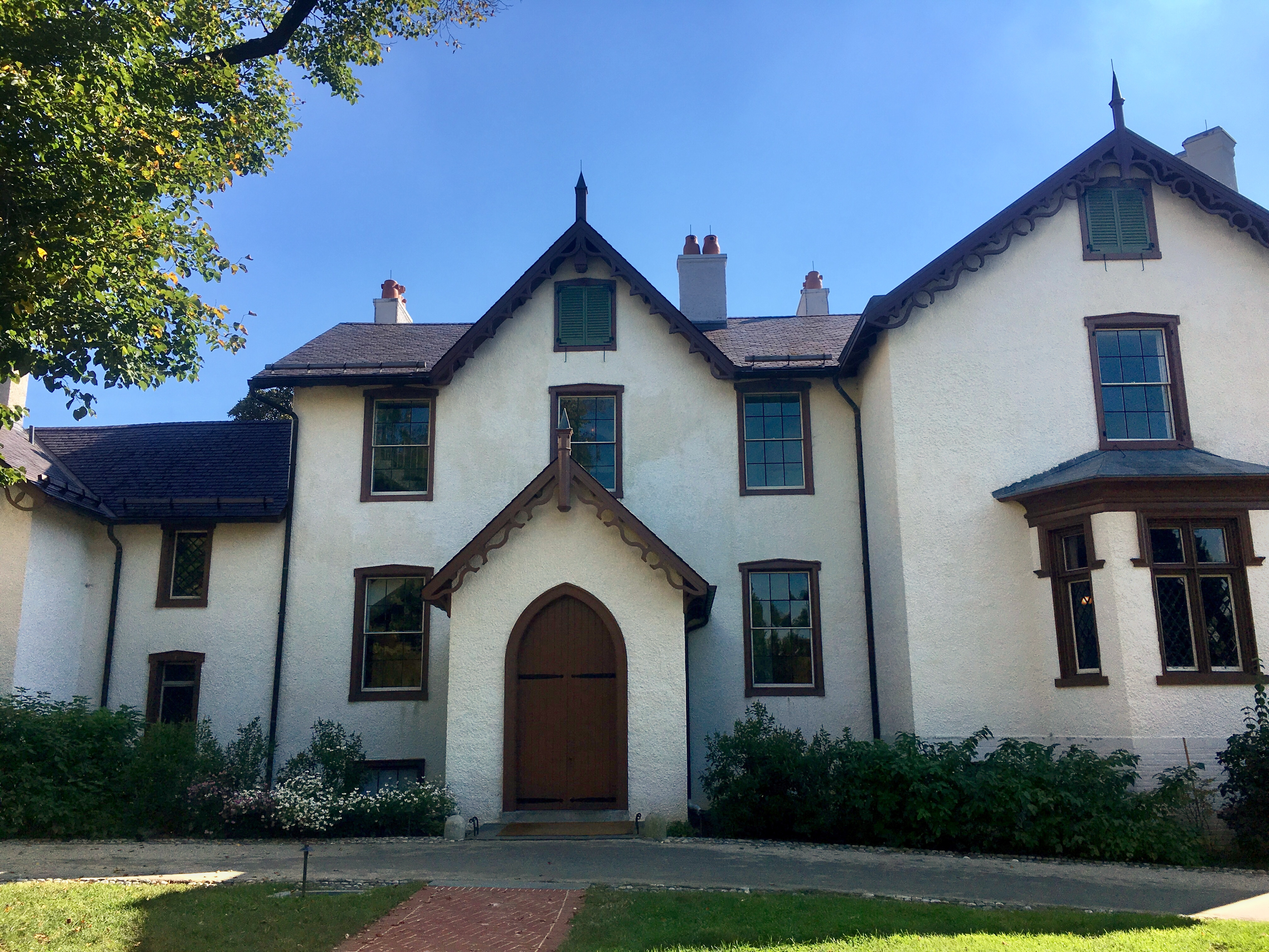 Magnificent President Lincolns Cottage At The Soldiers Home Wikipedia Download Free Architecture Designs Barepgrimeyleaguecom