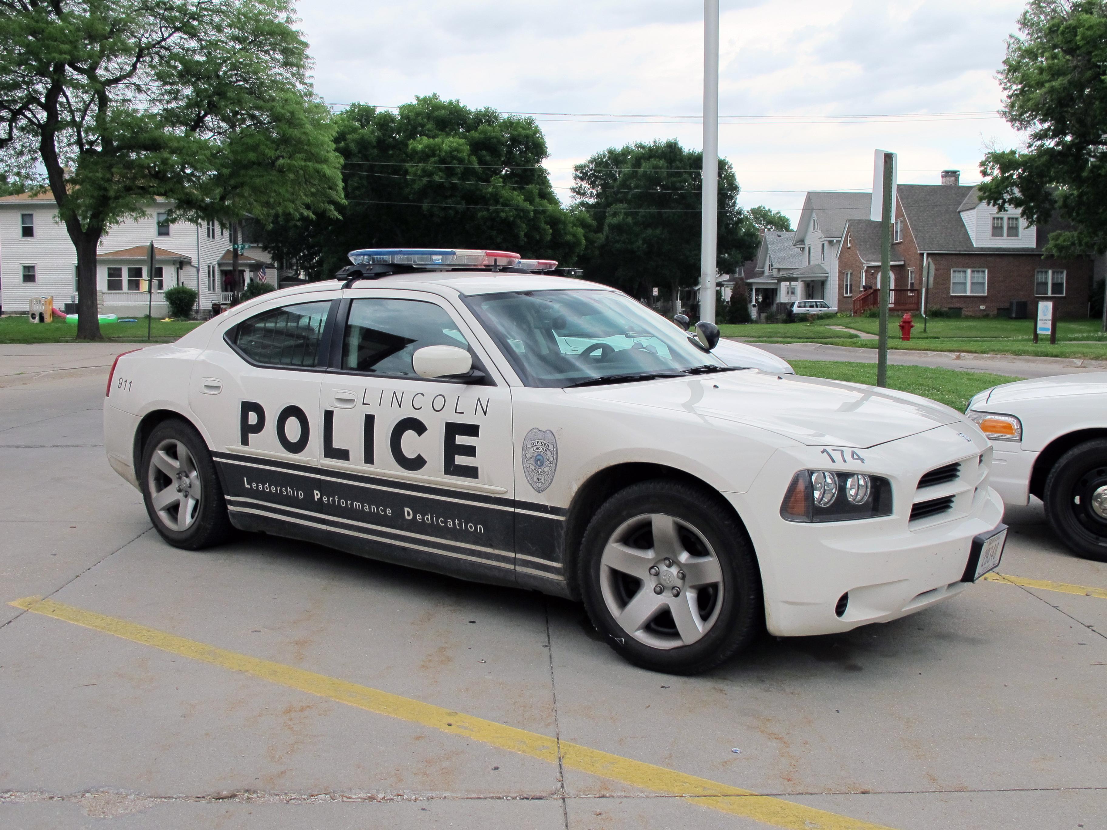 File Lincoln Police Cruiser No 174 Lincoln Police