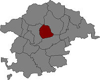 Location of Pardines