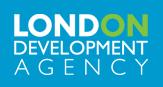regional development agency for the London region in England