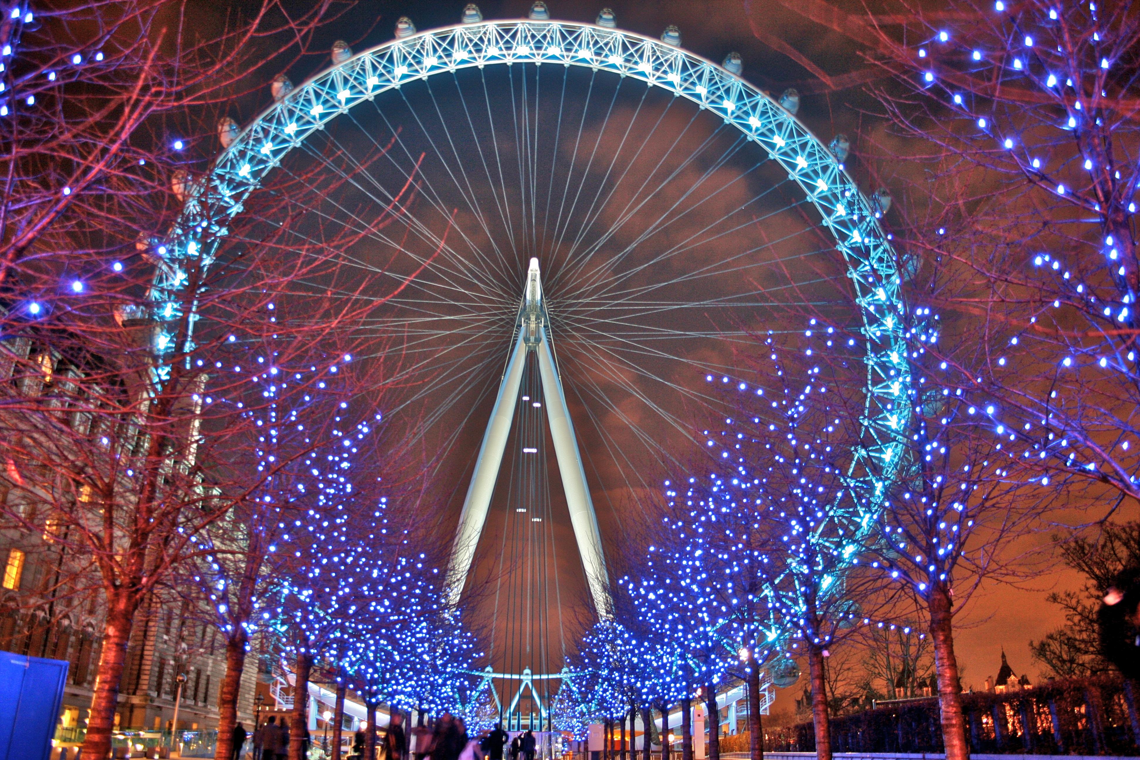 london eye by night - photo #35