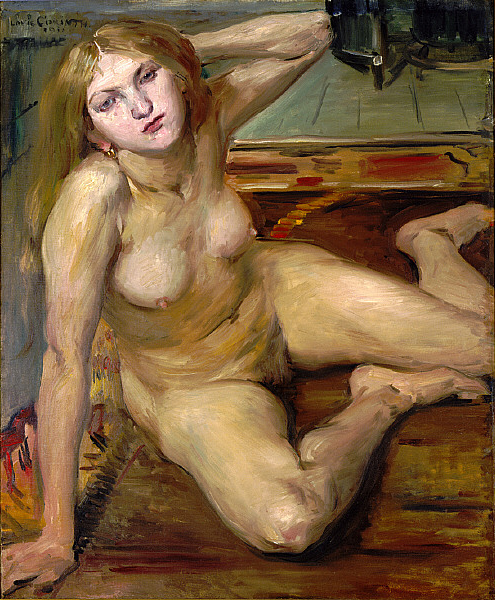 Datei:Lovis Corinth - Nude Girl on a Rug.jpg