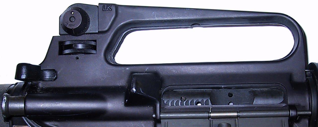 Colt (М16/М4) M16_upper_right
