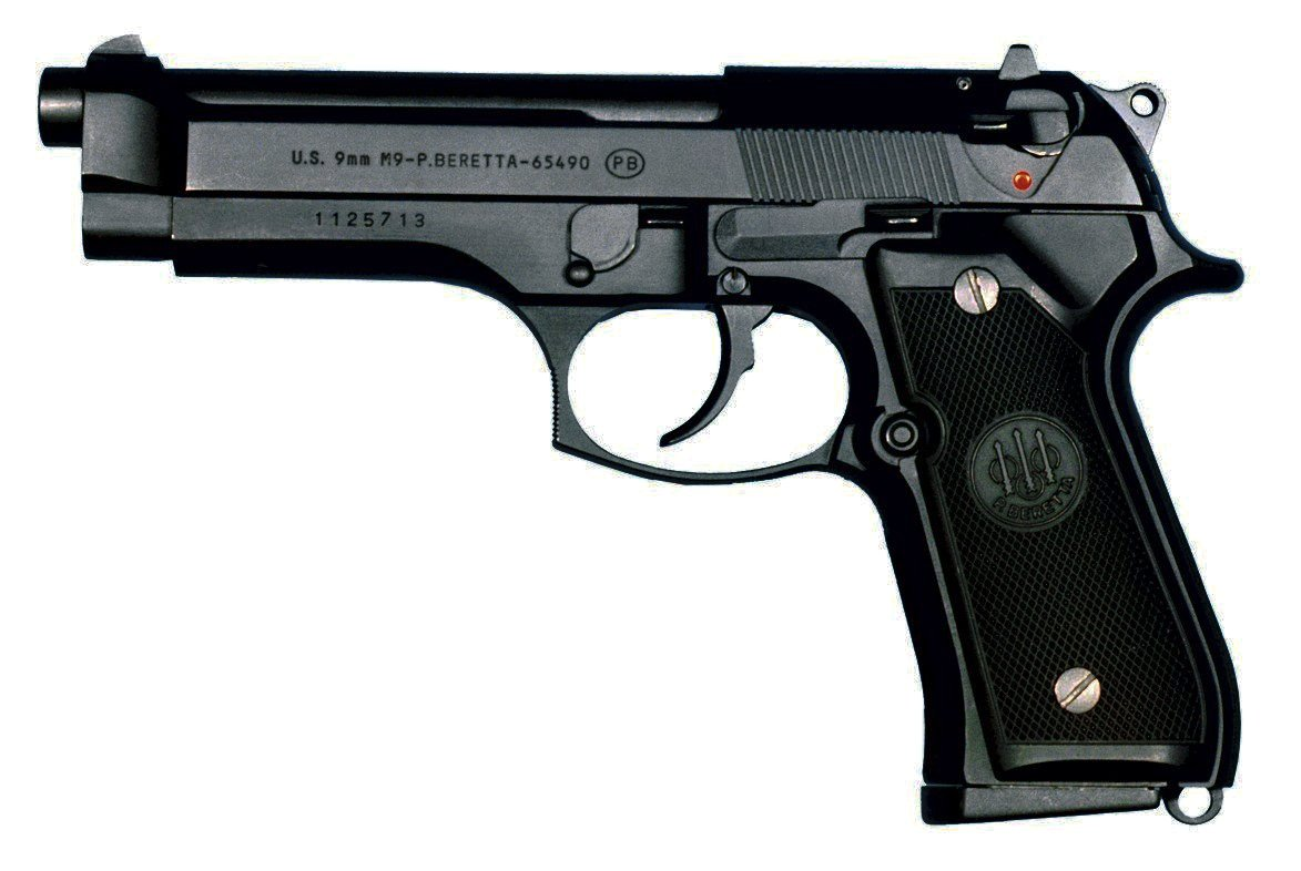 loading image for Beretta M9