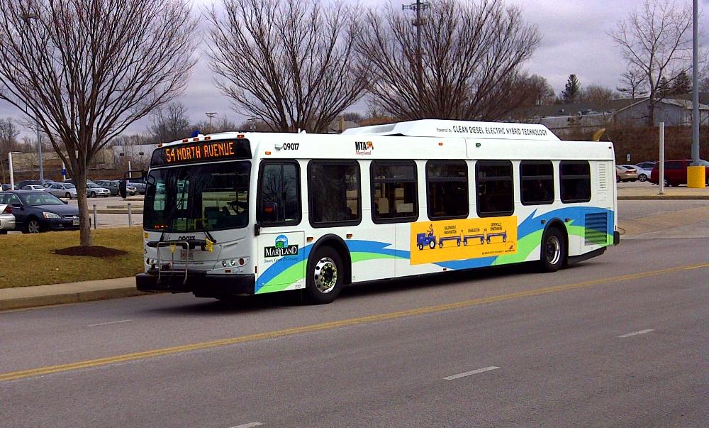 Route 54 Mta Maryland Wikipedia