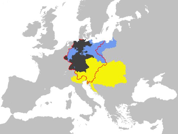 File:Map - Deutscher Bund 1820.png