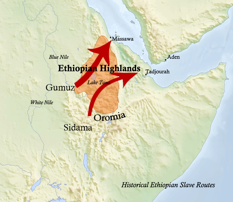 File:Map Slave Routes Ethiopia.jpg - Wikimedia Commons
