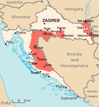 jasenovac mapa Republika Srbska Krajina   Wikipedija, prosta enciklopedija jasenovac mapa