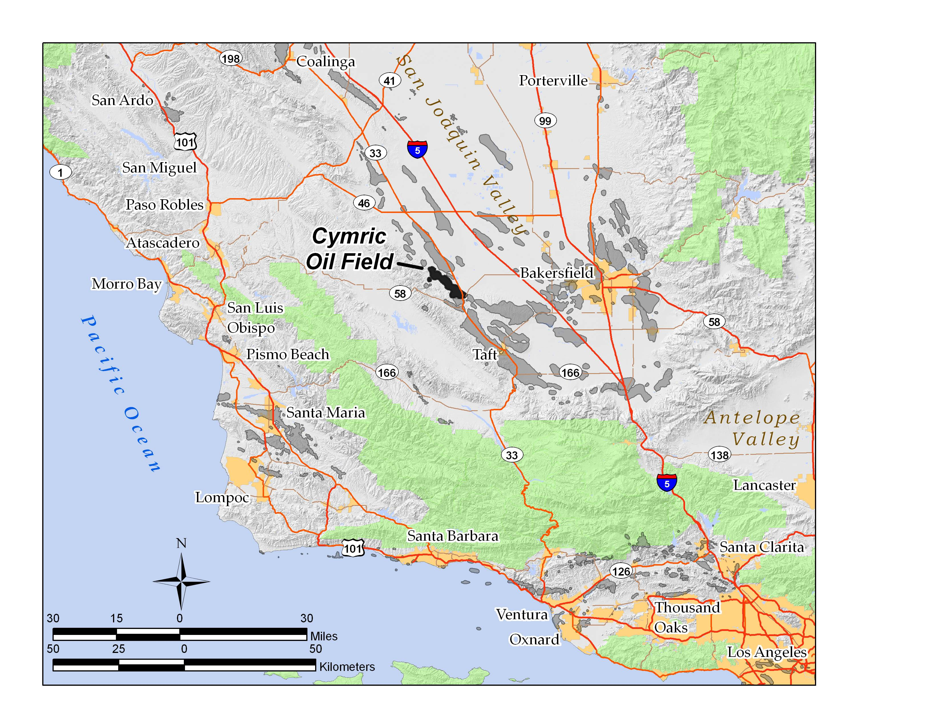 File:Map of central California with Cymric Oil Field.jpg ...