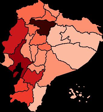 COVID-19 pandemic in Ecuador - Wikipedia