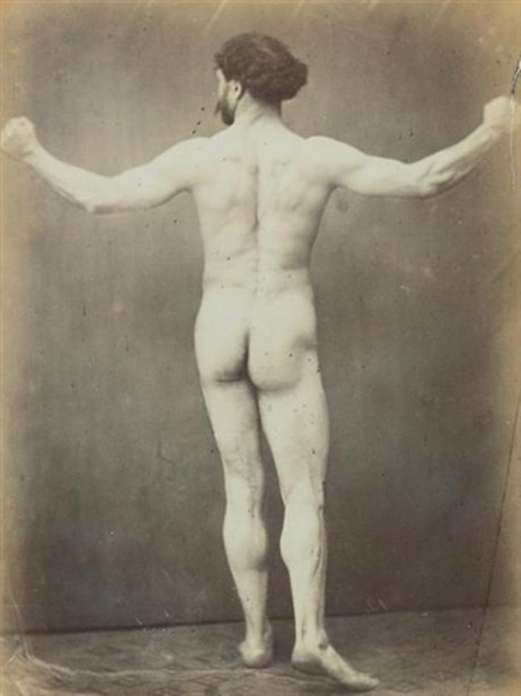 Marconi, Gaudenzio (1841-1885) - 1870 ca.- Modello nudo di spalle.jpg