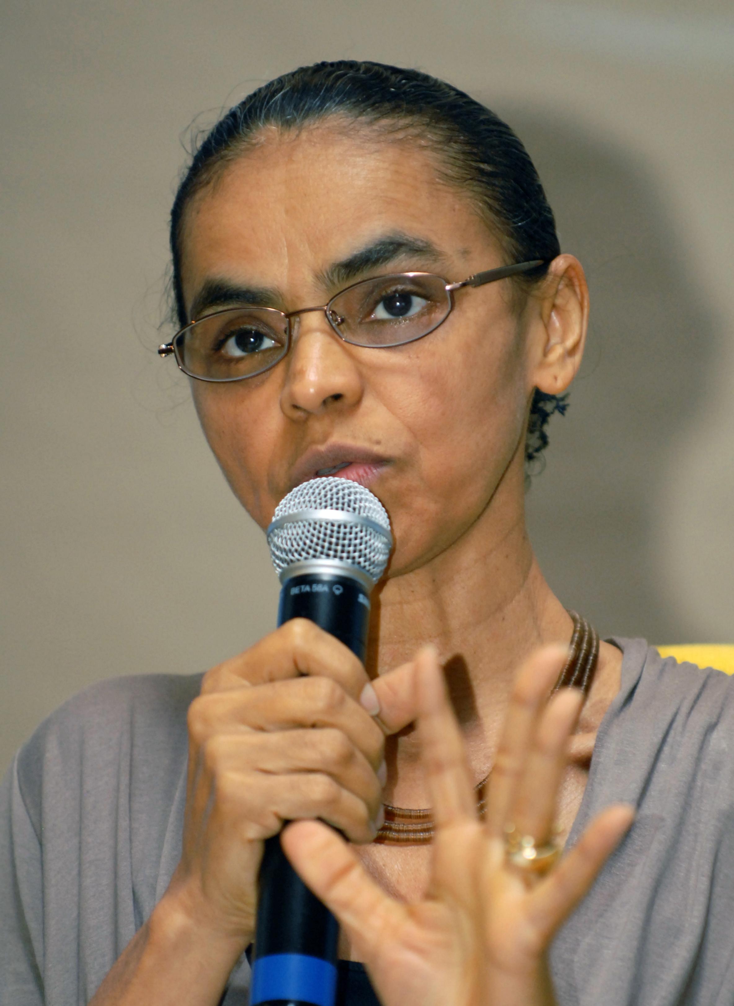 Marina Silva FileMarina Silva Seminariojpg Wikimedia Commons