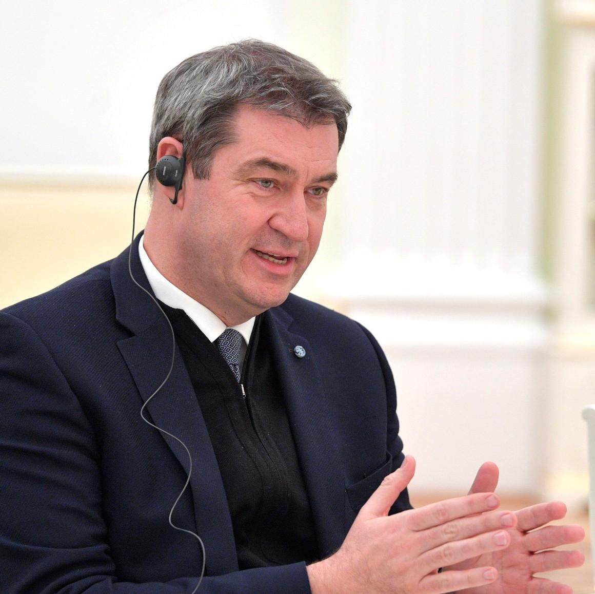 Markus Soder Wikidata