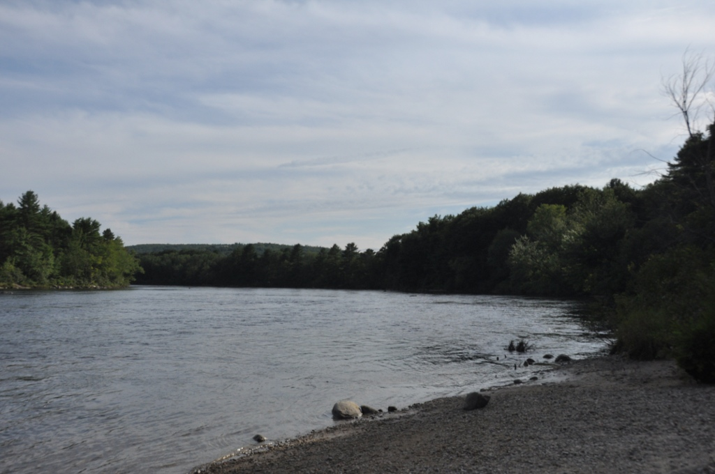 File merrimack river south of sewall 39 s falls concord nh for Nh fishing license