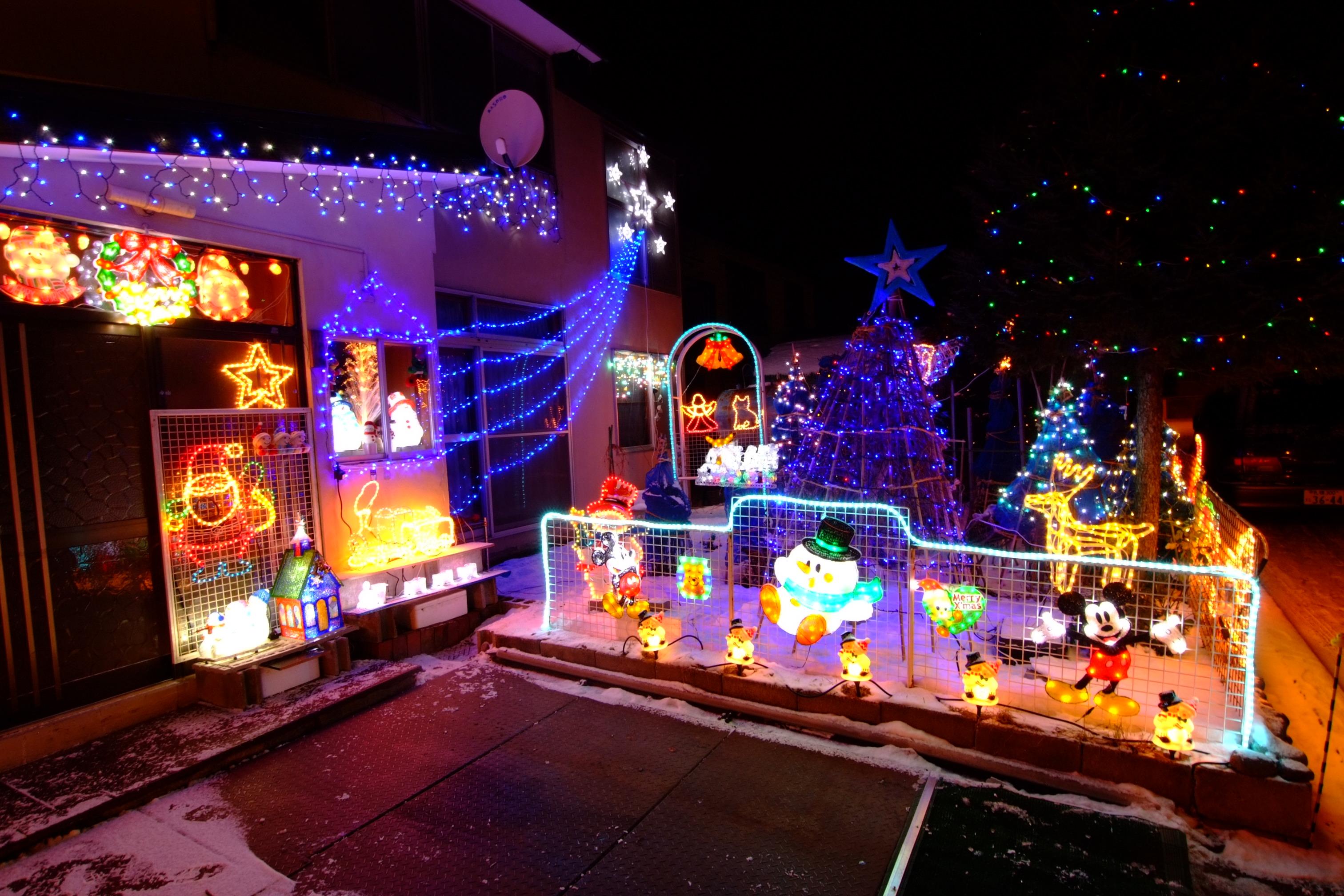 File:Merry Christmas^ Please spend a nice evening -) - panoramio.jpg ...