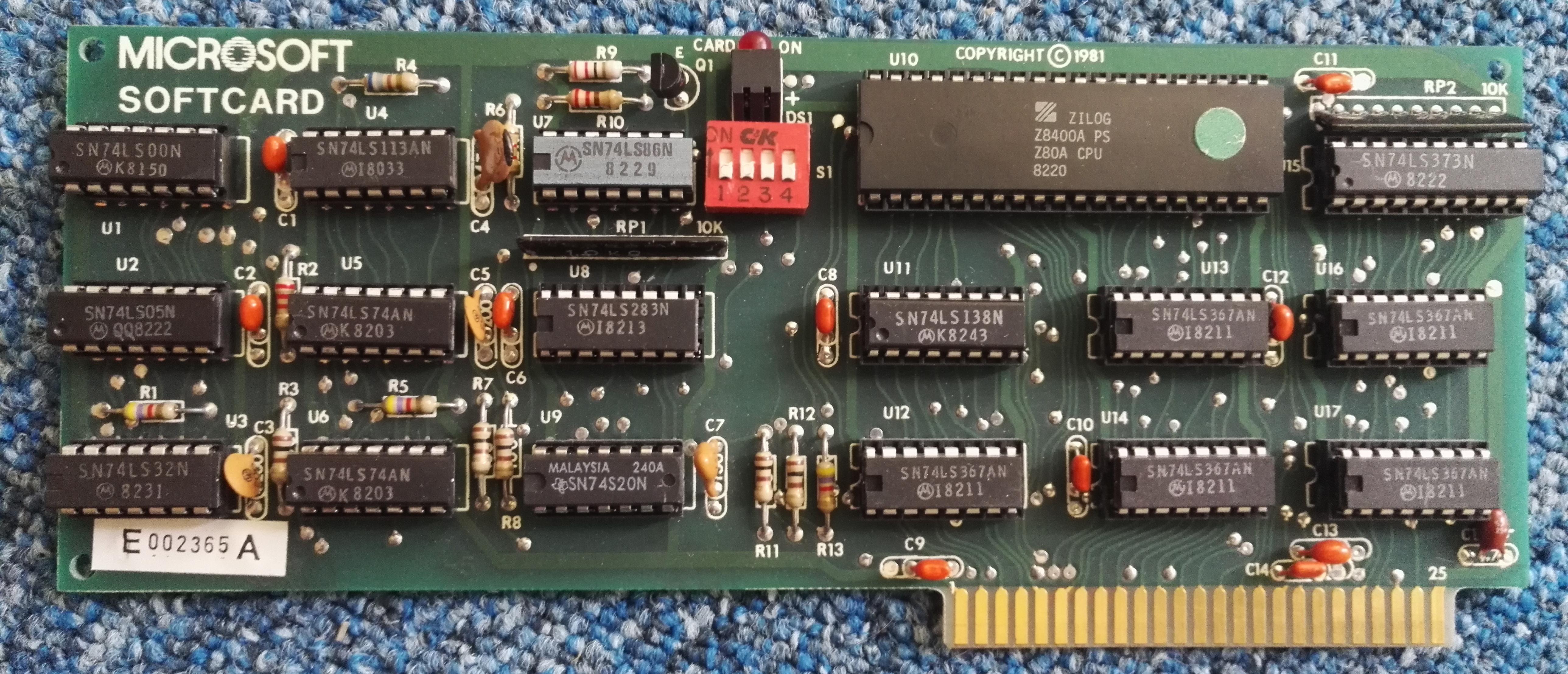 Z-80 SoftCard - Wikipedia