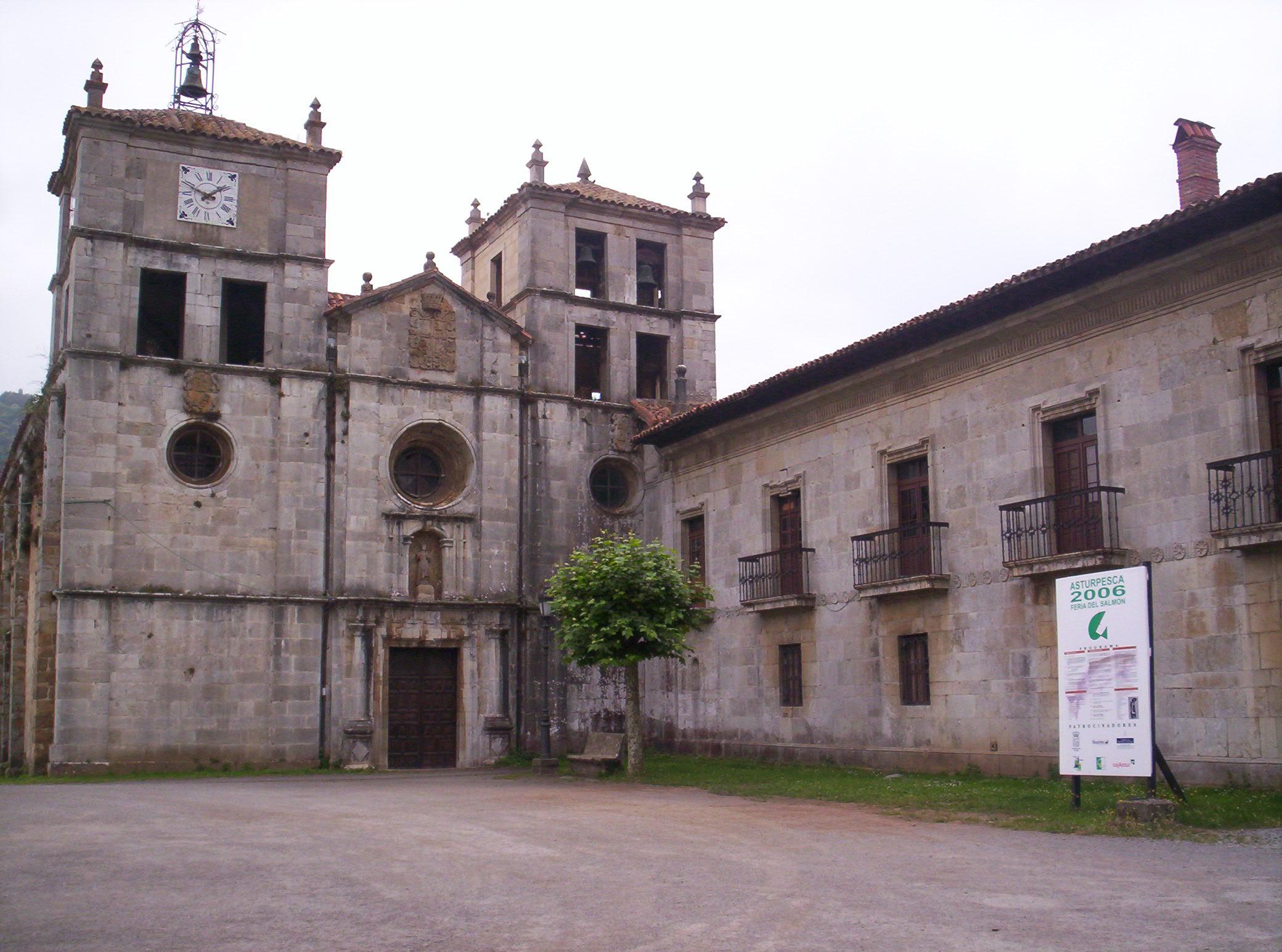 Monasterio de San Salvador (Cornellana) - Wikipedia, la ...