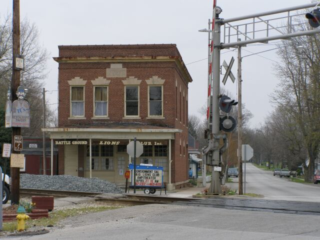 Battle Ground, Indiana