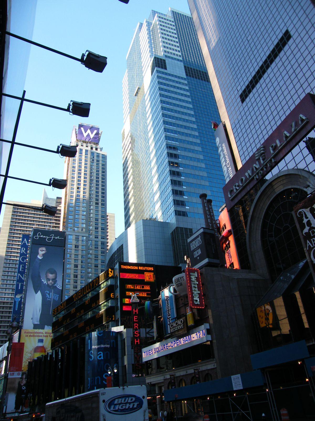 English: Morgan Stanley Building