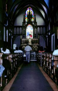 Catholic Church in Nagasaki