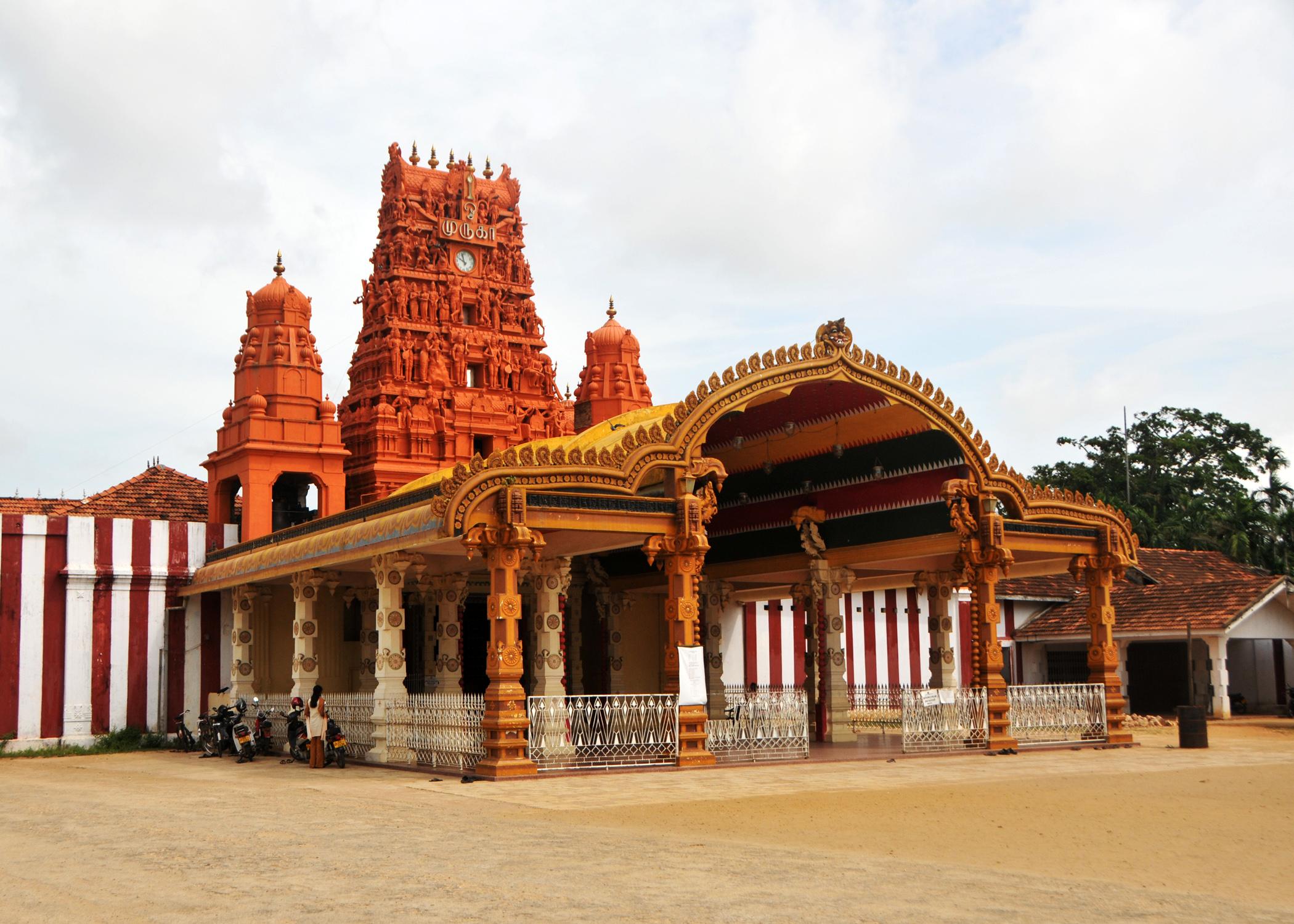 Depiction of Jaffna