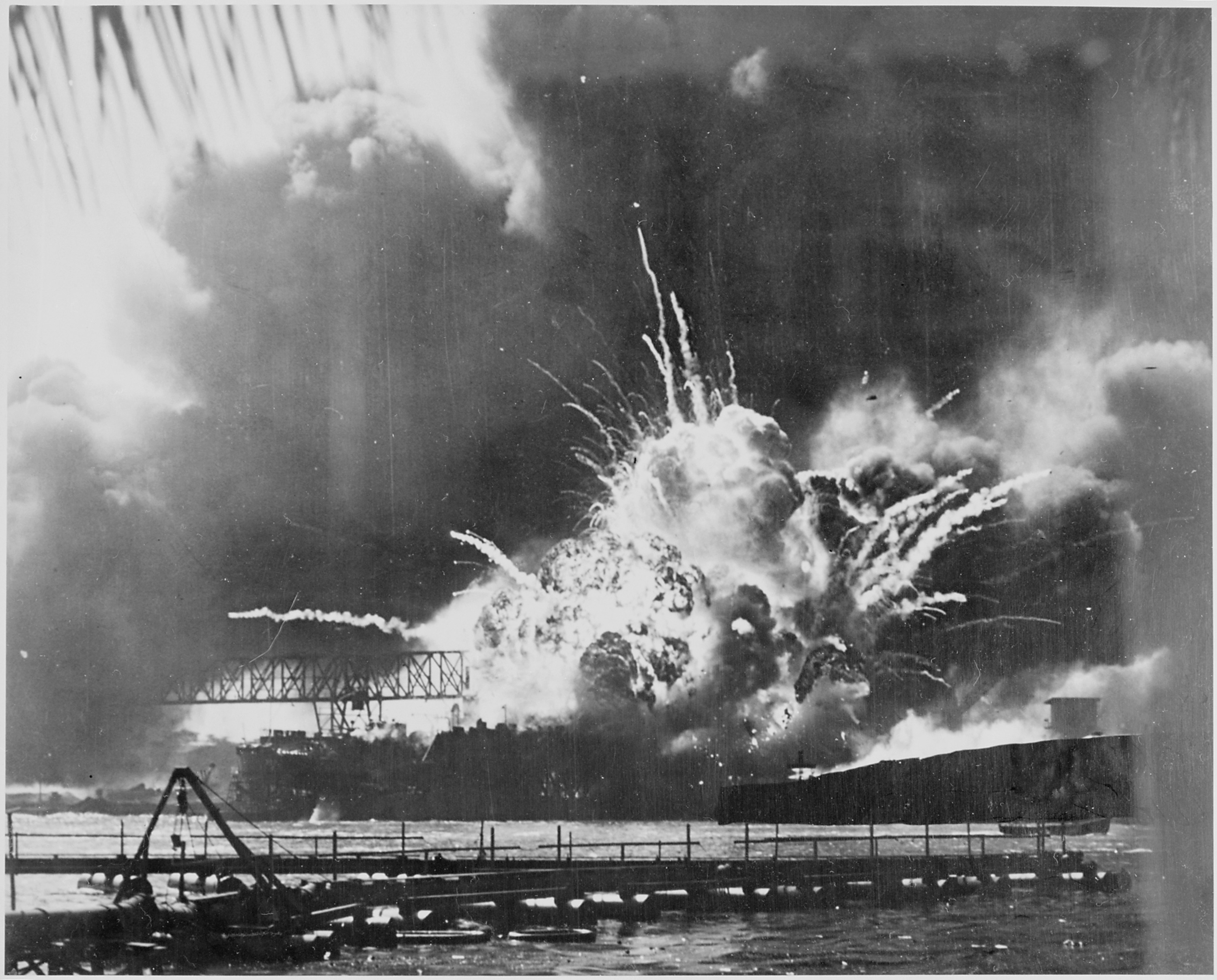 Attack on pearl harbor date