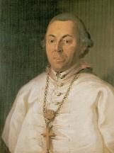 Reichsprälat Nikolaus Betscher, um 1800 (Quelle: Wikimedia)