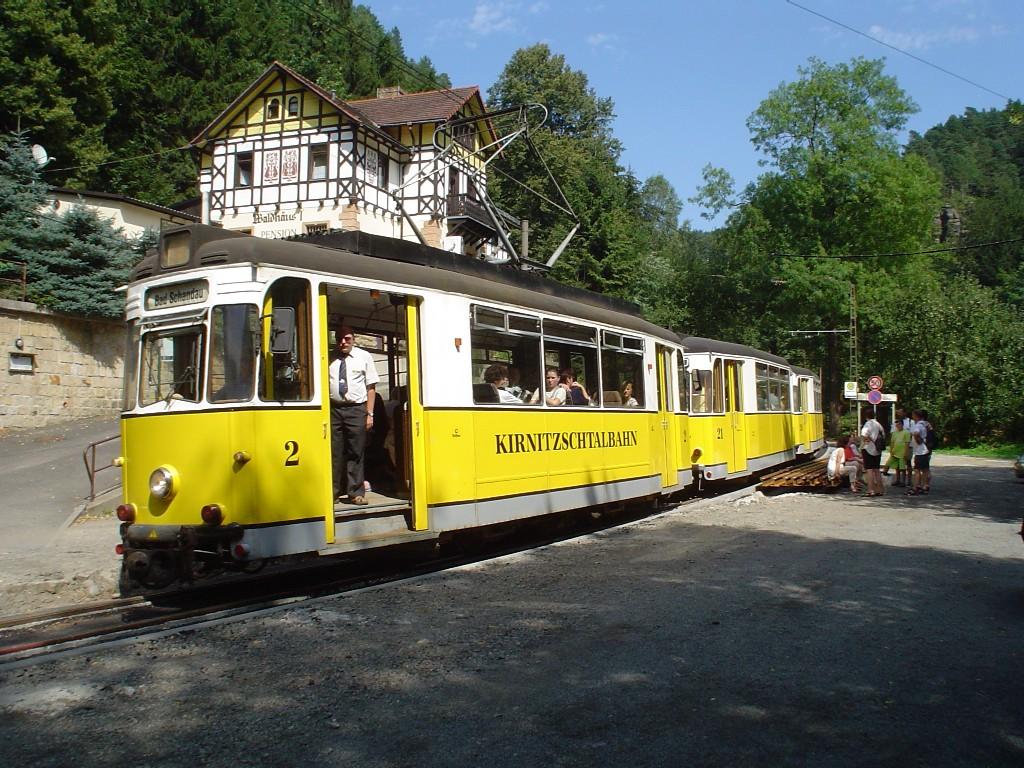 Kirnitzschtal