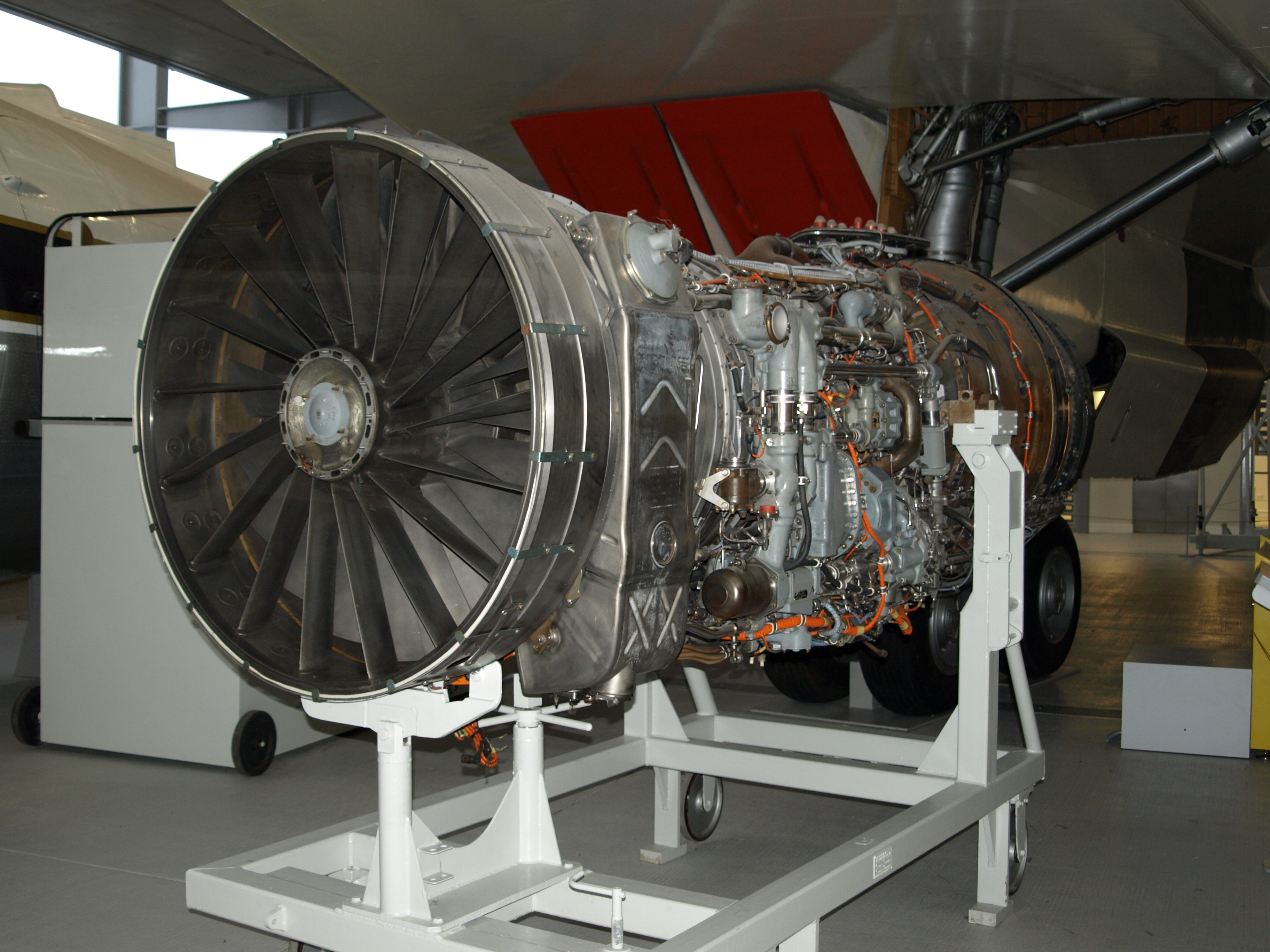 You Didn T Invent That Aircraft Turbine Chevrons Edition