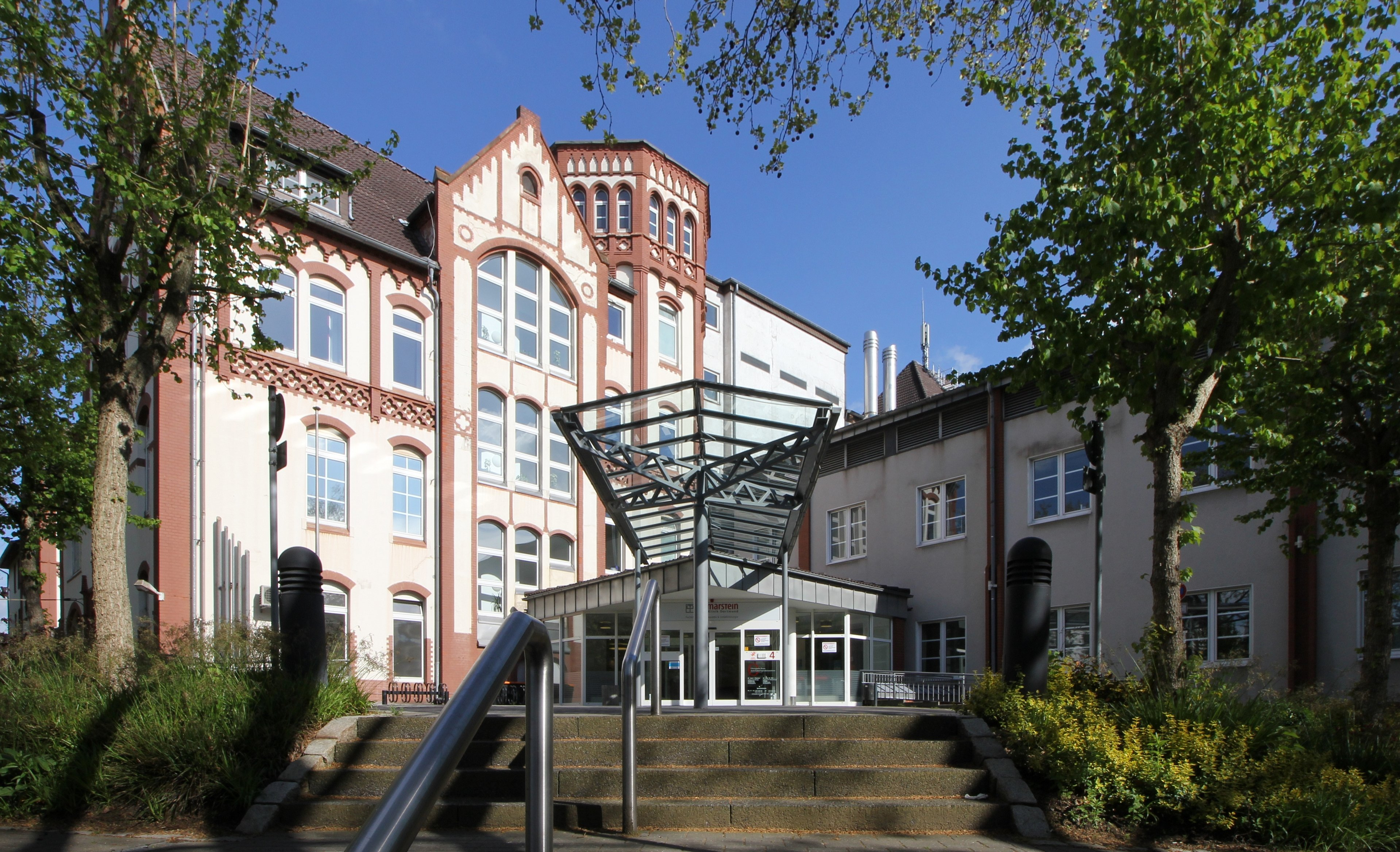 In House Dortmund file ortho klinik dortmund 019 jpg wikimedia commons