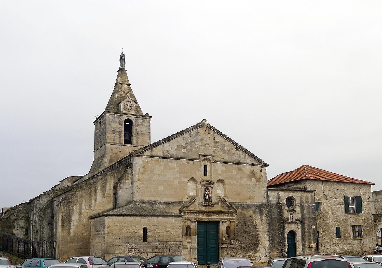 Archivo:P1000265 Arles eglise la Major reductwk.JPG - Wikipedia ...