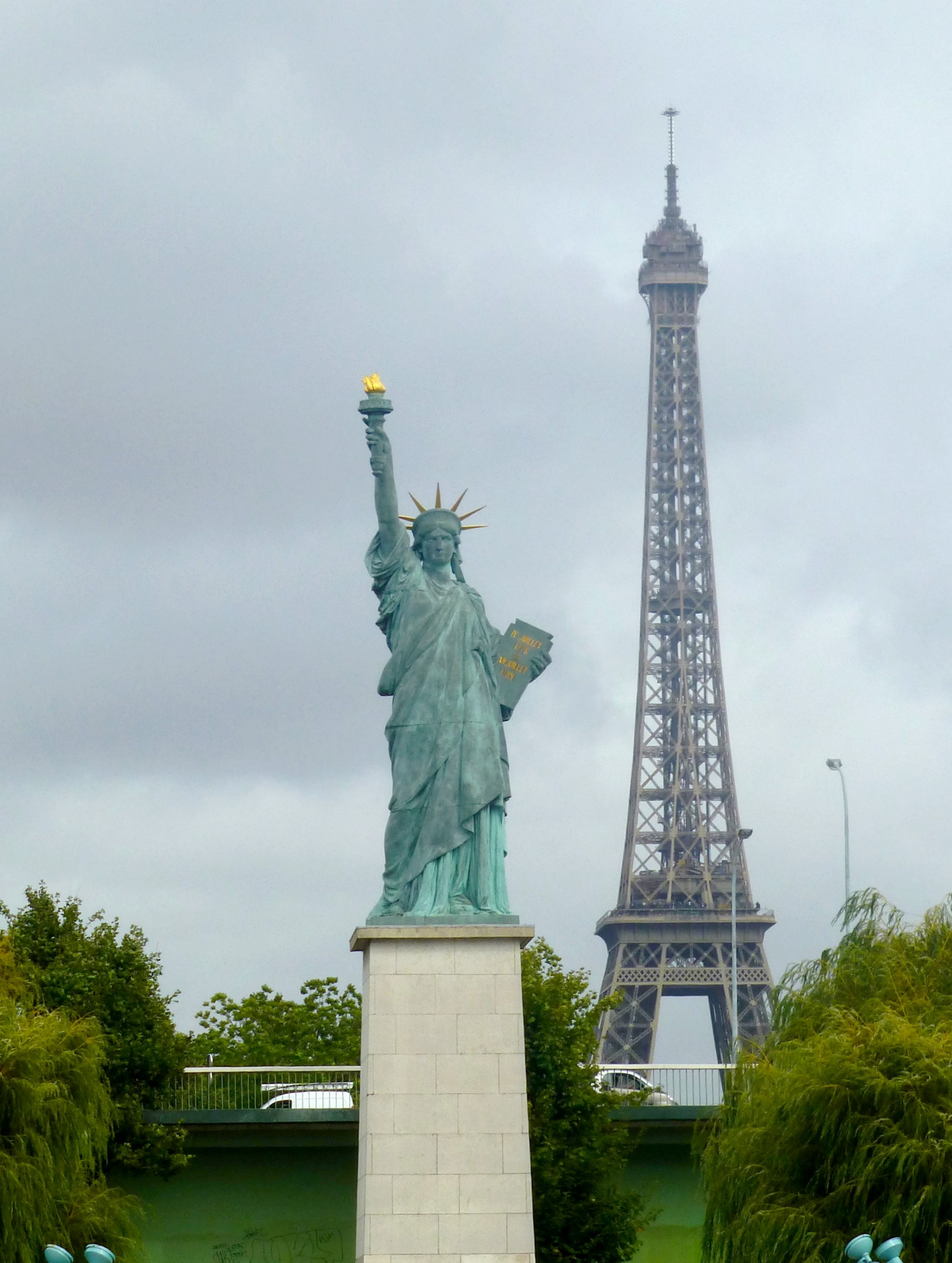 Statue Of Liberty Island New Jersey