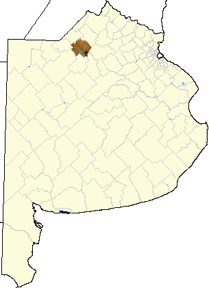 Junín Partido Wikipedia - Junin argentina map