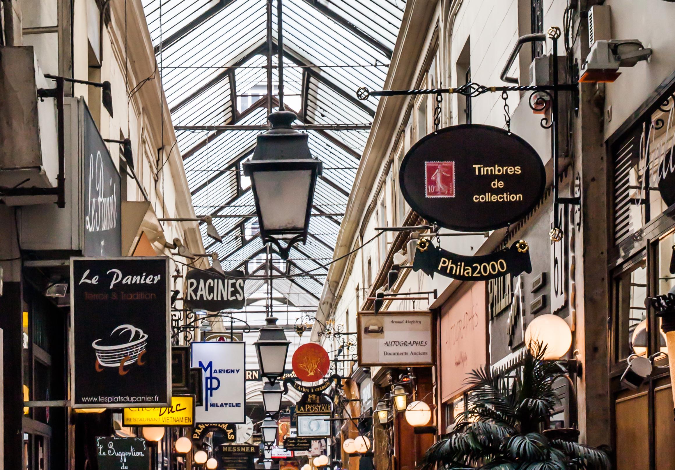 Restaurant Le Passage Rue Des Foss Ef Bf Bds Saint Bernard