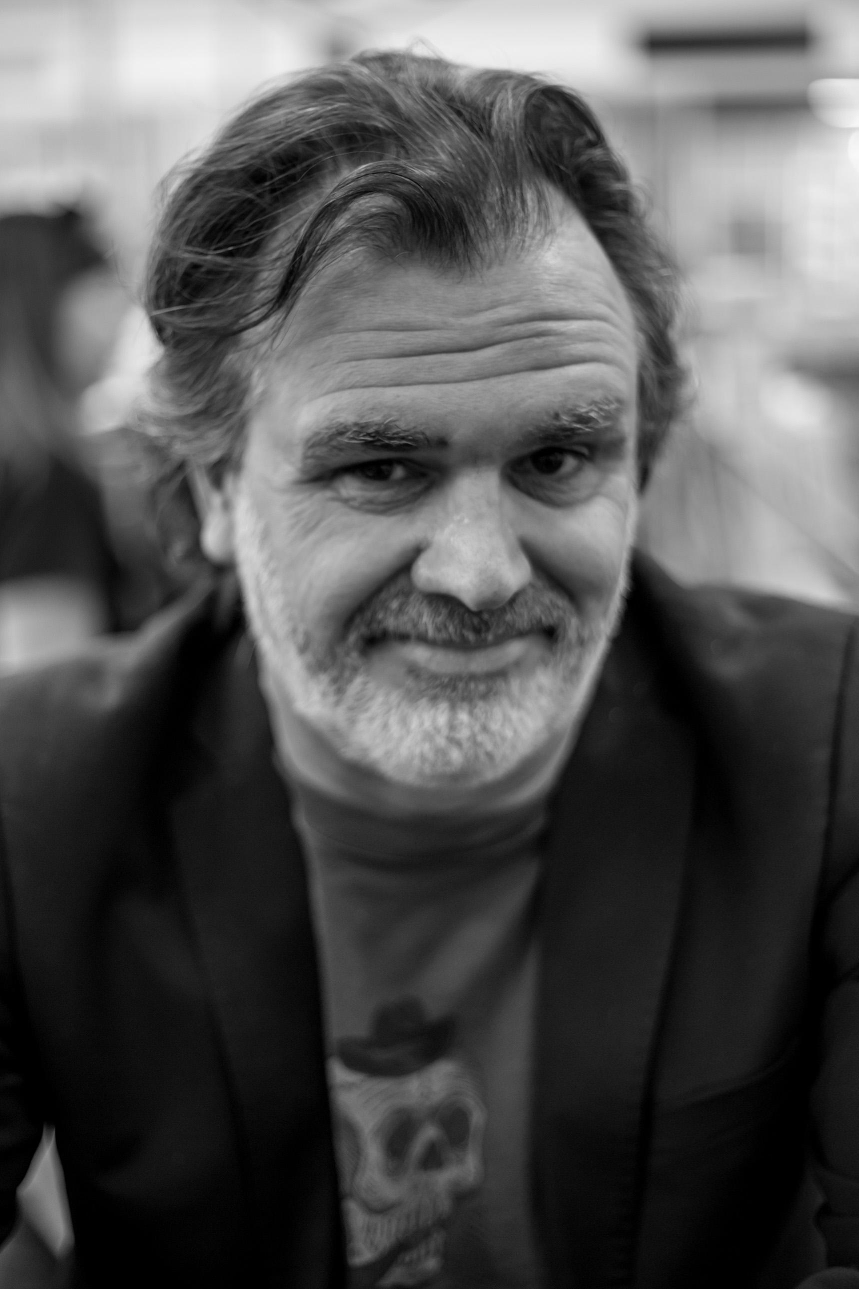 Picture of an author: Patrick Senecal