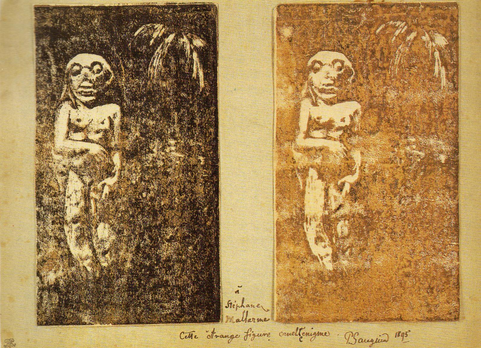 Gauguin Oviri Wiki: Oviri (Gauguin) ...