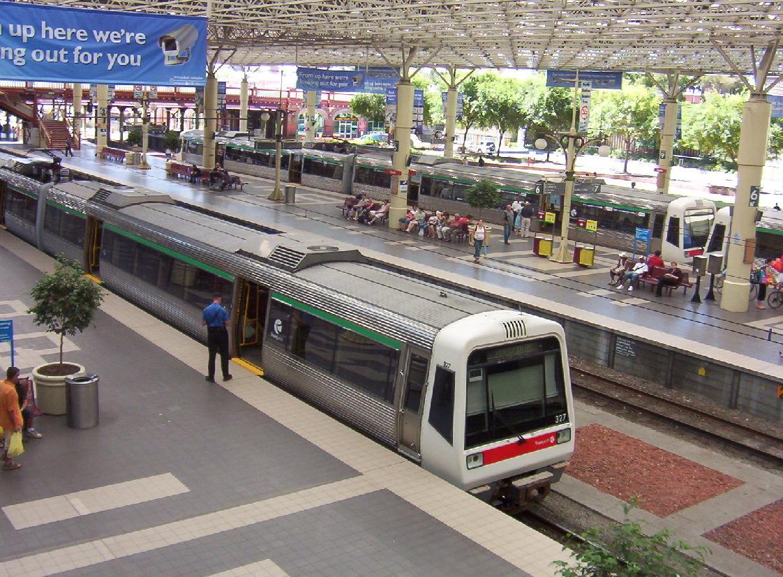 Perth Şehir İçi Ulaşım