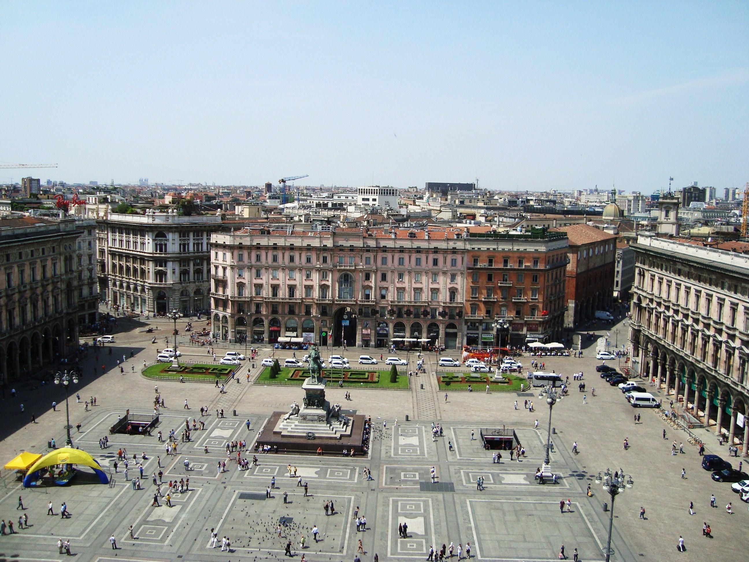 Rome To Milan Travel Time