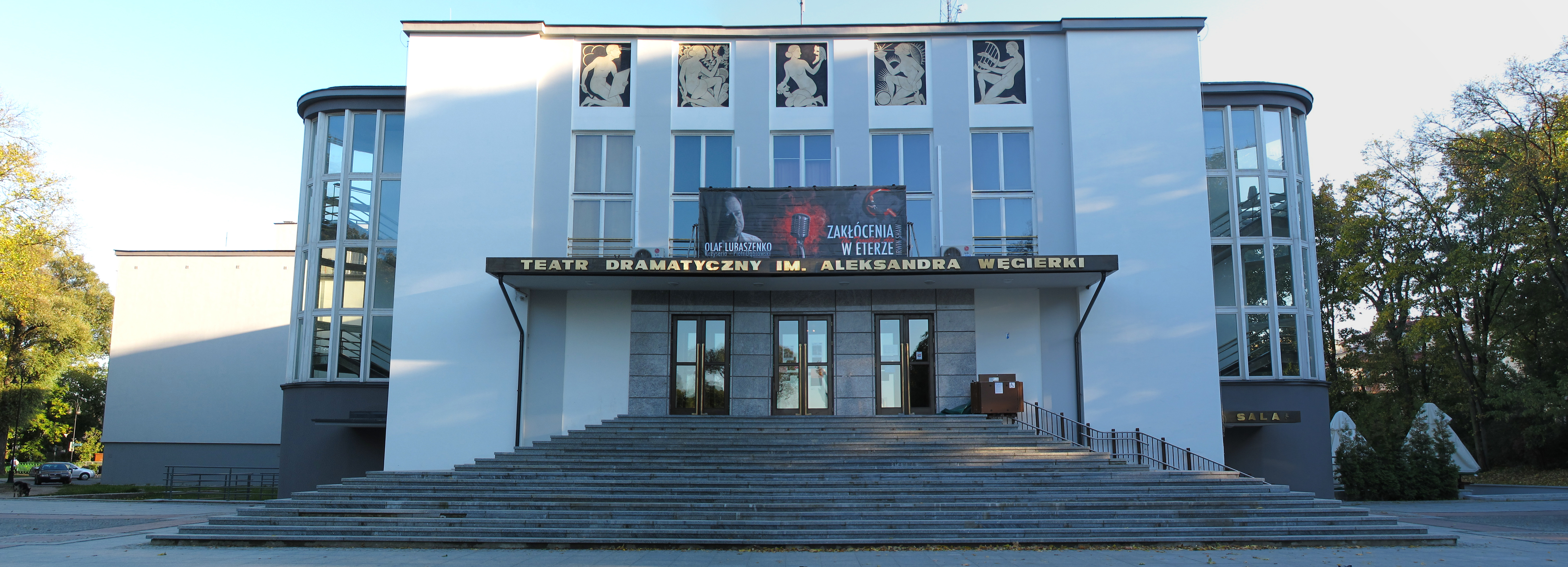 Balstogės Aleksander Węgierko dramos teatras